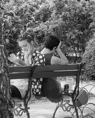 bouvard et pcuchet (Ol.v!er [H2vPk]) Tags: bw france girl reading book lyon rhne muse nb palais lecture fille livre rhone beauxarts palaissaintpierre saintpierre