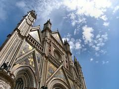 Duomo di Orvieto (daryl_s2) Tags: italy church italia cathedral duomo italians orvieto