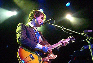 Andrew Bird, the Fillmore, May 1, 2007