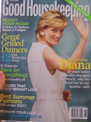 Oh, look Diana on the cover...