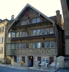 Hotel Krone in Trogen (AR)