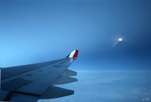 sensacionales fotos tomadas desde un avión