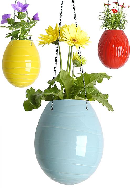J Schatz New Egg Planters