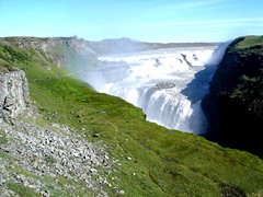 The Golden Waterfall (little_frank) Tags: world above trip travel wild vacation panorama white gr