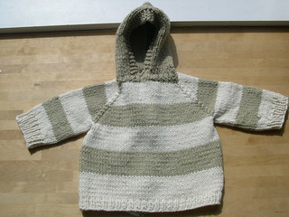 Knitting Pattern For Zip Up Back Baby Sweater : Ravelry: Zip Up The Back Hooded Baby Sweater pattern by ...