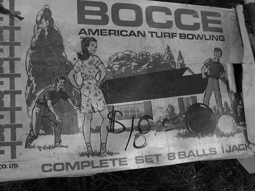 American Bocce