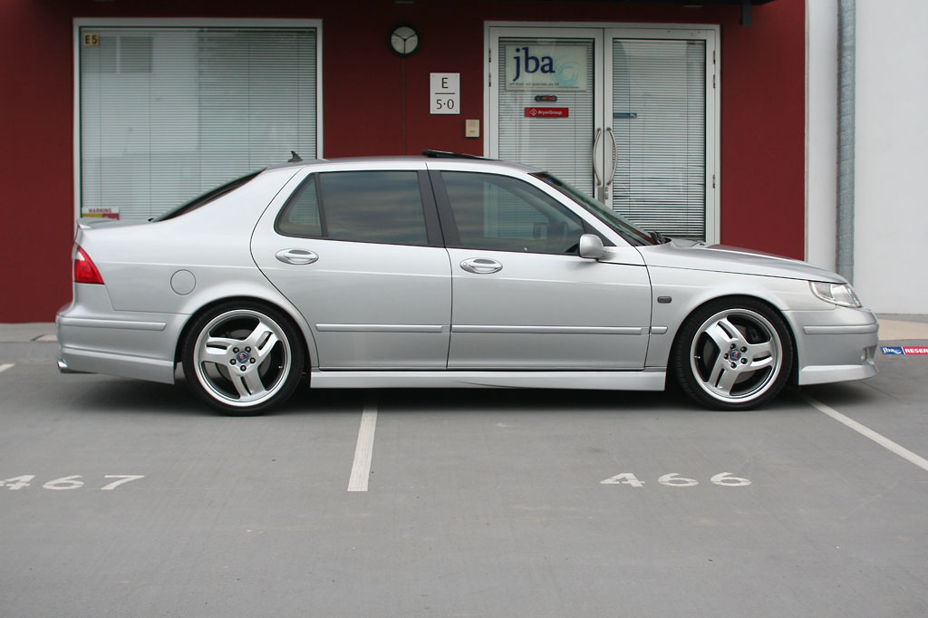 Photoshoot With My 2002 9 3 Aero With 18 Hirsch Rims Saabcentral