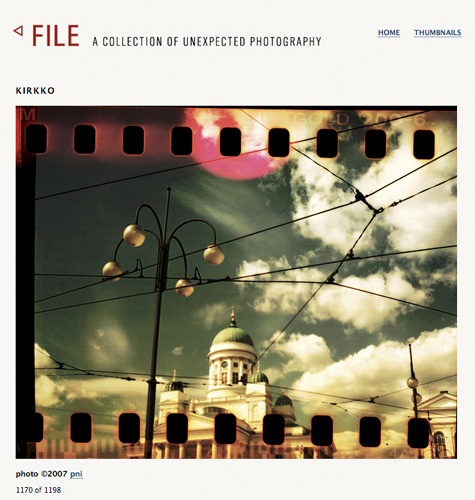 FILE Magazine - The Collection