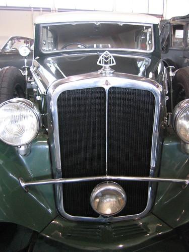 Maybach SW38 Sport-Cabrio Spohn 1937
