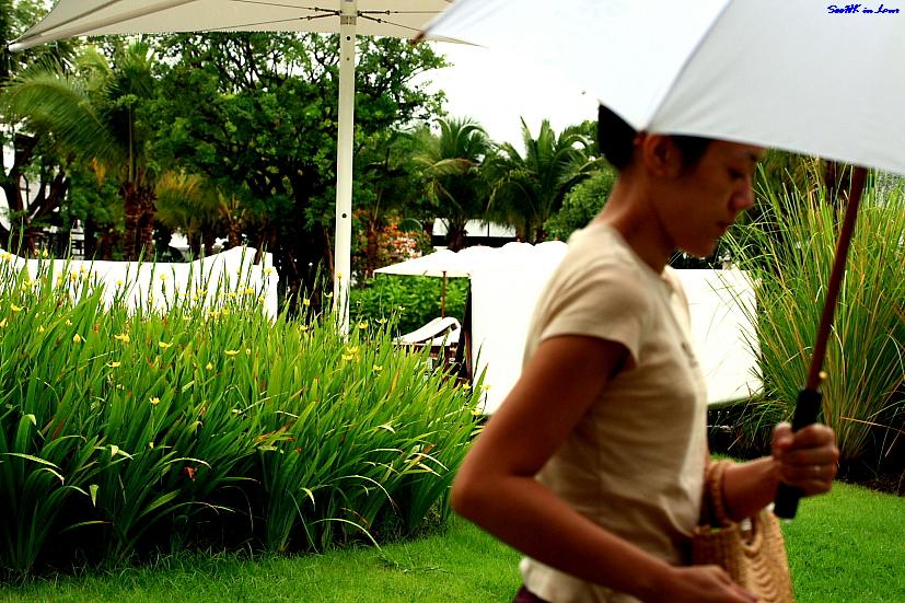 Raining @ Hua Hin Thailand