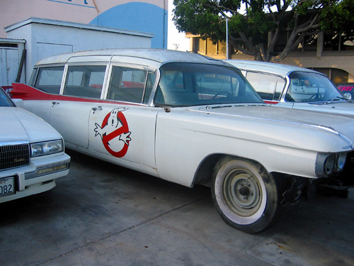 Bustermobile