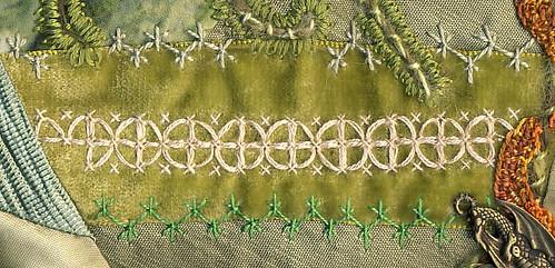 Stitch combination 8
