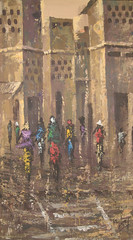 City (Accra) by Hilton Korley Boye