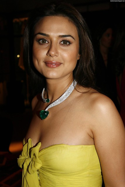 Preity Zinta at Cannes