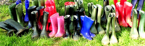 Smelly Wellies!