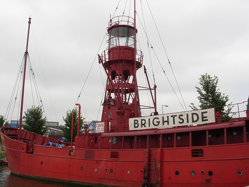 lighthouse boat.