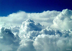 Cloud 9 - With Poem! (Erik Anestad) Tags: clauds nuages moln blueribbonwinner anawesomeshot