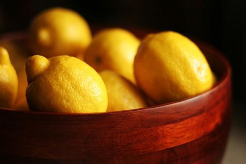 The almighty alkalizing lemon
