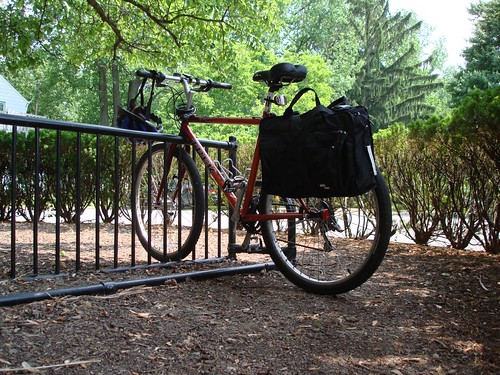 SSOF Bike Rack