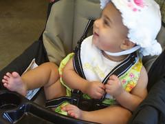 Baby FUTAB (lrayholly) Tags: granddaughter nevaeh futab feetuptakeabreak