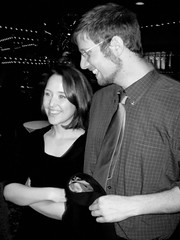 Engagement party (John Althouse Cohen) Tags: wisconsin ben beth madison engagementparty