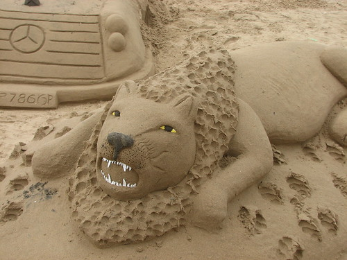 The King of all Sandcastles
