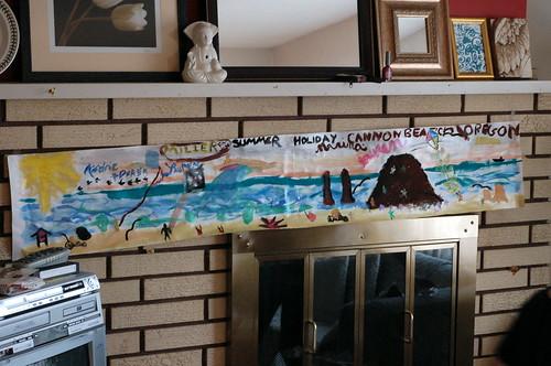Miller Summary Holiday, Cannon Beach, Oregon