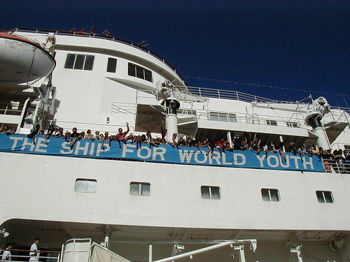 Ship For World Youth 15