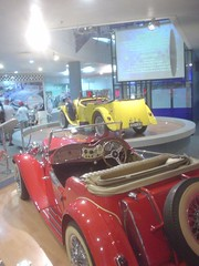45.National Automobile Museum:古董車展示
