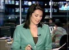 20070527 Silvia Corzo - Caracol Noticias 24