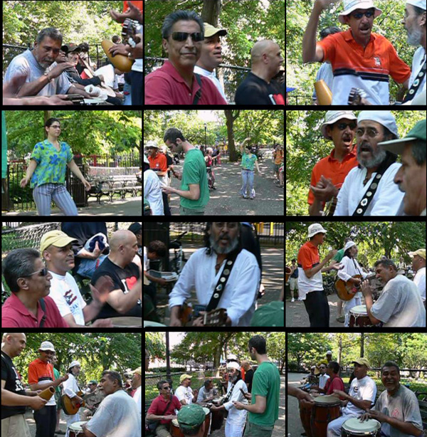 Sunday Congas - Tompkins Park