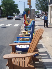 Day 142: Deck chairs-spring