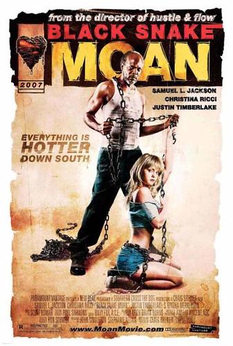 Cartel de Black Snake Moan (2006)