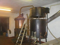 Smaller Pot Still