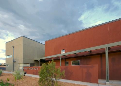 Santa Fe: Fire Station 8 - I