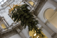 Christmas Tree 2016 by Shirazeh Houshiary, Tate Britain, London (IFM Photographic) Tags: img4295a canon 600d ef2470mmf28lusm ef 2470mm f28l usm lseries pimlico london westminster cityofwestminster city tatebritain tate artgallery christmastree2016 shirazehhoushiary
