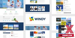Preview Windy - Wind Environmental Energy Theme TFx Lee Mitchell (JameBridges) Tags: alternativetemplates ecotemplates ecologytemplates energytemplates environmenttemplates environmentaltemplates greentemplates healthtemplates naturaltemplates nonprofittemplates organictemplates recyclingtemplates shoptemplates solartemplates wind