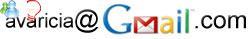 Email, MSN Messenger y Jabber: avaricia [en-arroba] gmail [punto] com