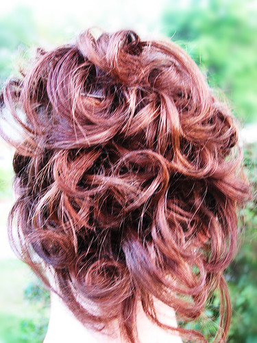 Dance hairstyles are done for performing professional dances, such as salsa,