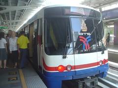 007.BTS的列車