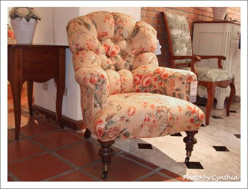 伊莎艾倫女主人椅之二
