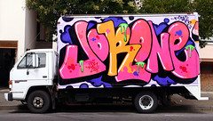 Jor One (funkandjazz) Tags: sanfrancisco california 2004 truck graffiti jor jorone joroe