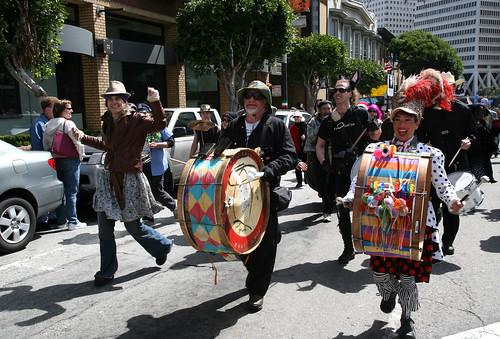 St. Stupid's Day Parade