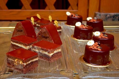 Chocolate Cakes...