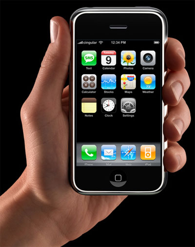 iPhone - ese nuevo objeto de deseo