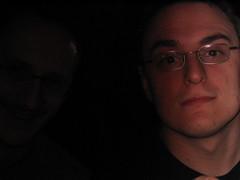 IMG_3282 (mickeyturn) Tags: dark owenblacker simongibbs