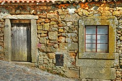 Door & Window (CGoulao) Tags: door windows portugal porta janela hdr castelorodrigo 3xp abigfave favemegroup3 diamondclassphotographer flickrdiamond