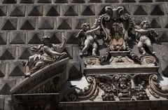 Church of Gesu Nuovo (Navnetmitt) Tags: napoli naples gesu nuovo