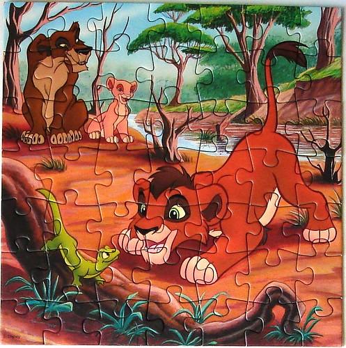 The Lion King - สิงโตเจ้าป่า