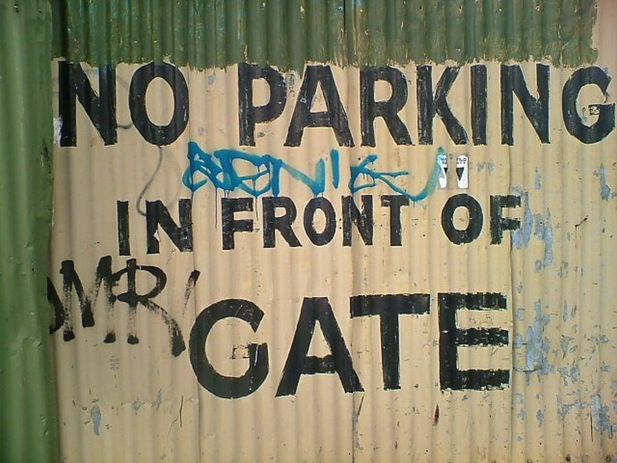 Mr Gate